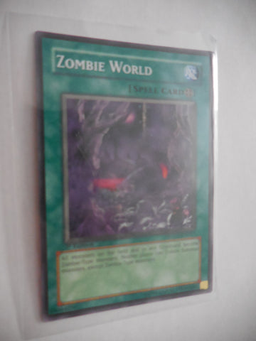 ZOMBIE WORLD COMMON  1ST EDITION