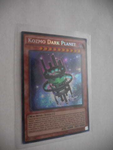 Kozmo Dark Planet SECRET RARE-UNLIMITED