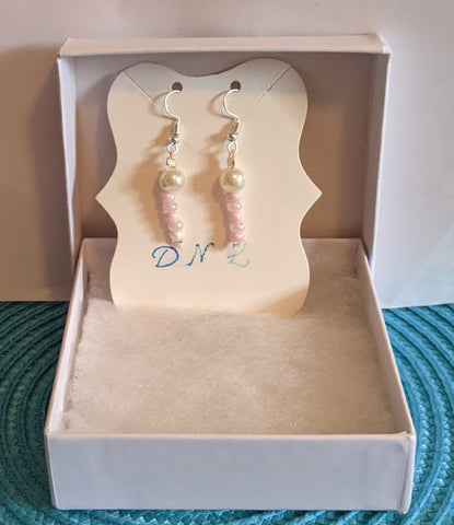 Mother's Day Pearls (earrings)