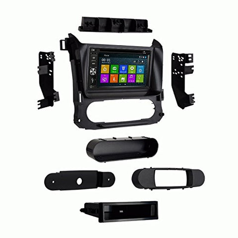 GPS Navigation Multimedia Radio and Dash Kit for Chevrolet Tahoe 2015-up