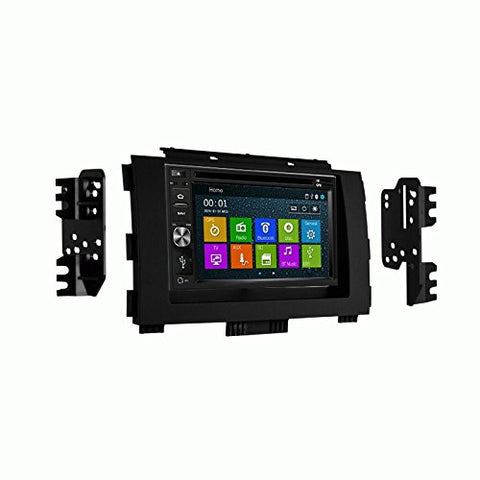 Otto Navi DVD GPS Navigation Multimedia Radio and Dash Kit for Kia Sedona 2015-2016