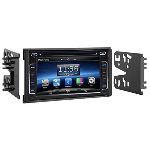 OTTONAVI Kia Sorento 2007-2009 In Dash Multimedia GPS Navigation Bluetooth CD/DVD Player Radio
