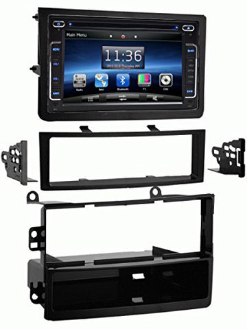 OTTONAVI Nissan 350Z 03-05 In Dash Multimedia GPS Navigation Radio