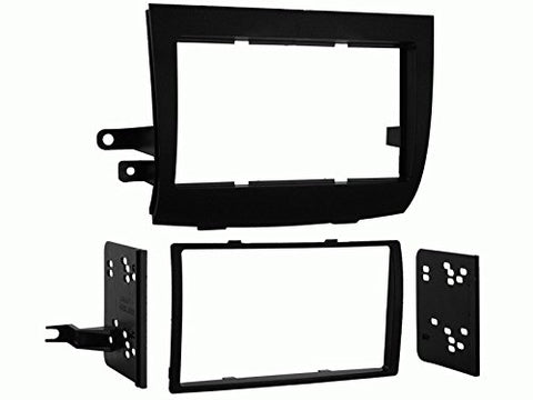 DVD GPS Navigation Multimedia Radio and Dash Kit for Toyota Sienna 2004-2010