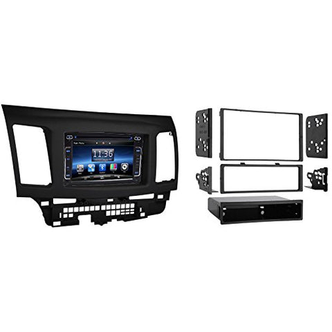 OTTONAVI Mitsubishi Lancer 2008-2015 In Dash CD/DVD Player Multimedia GPS Navigation Radio