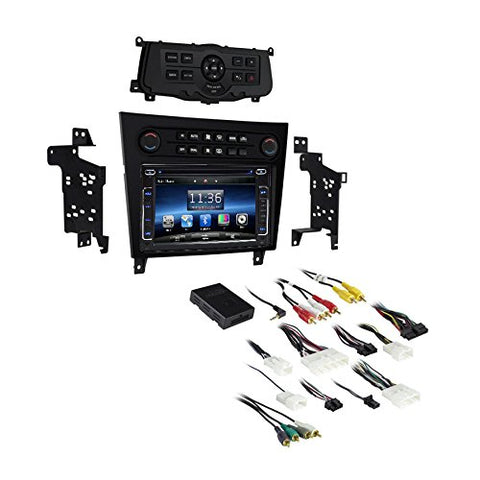 OTTONAVI Infiniti G37 2008-13 OE Fitment In Dash Multimedia GPS Navigation Radio