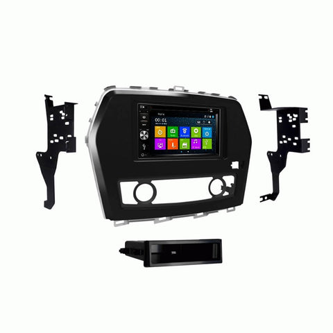 Otto Navi DVD GPS Navigation Multimedia Radio and Kit for Nissan Maxima 2016