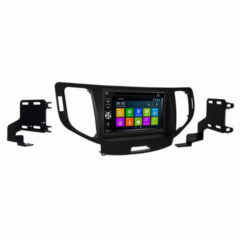 DVD GPS Navigation Multimedia Radio and Dash Kit for Acura TSX 2009-2014