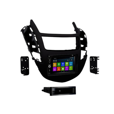 Otto Navi DVD GPS Navigation Multimedia Radio and Dash Kit for Chevrolet Trax 2015-2016