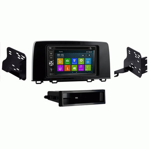 GPS Navigation Radio and Dash Kit for Honda CR-V 2017-up (LX models)
