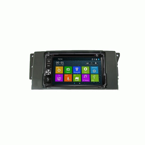 Otto Navi DVD GPS Navigation Multimedia Radio and Dash Kit for Land Rover Multi Kit 2005-2012