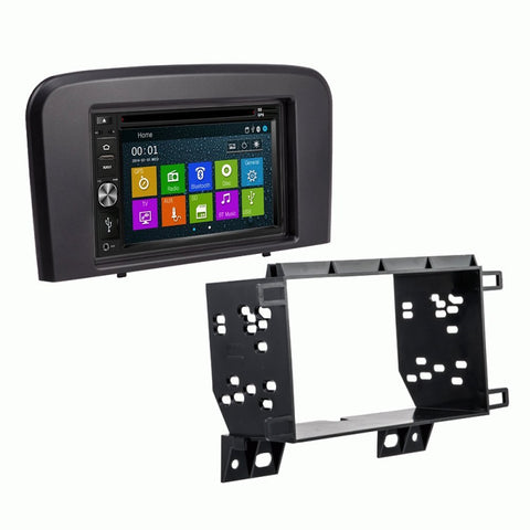 Otto Navi DVD GPS Navigation Multimedia Radio and Dash Kit for Volvo S80 1999-2006