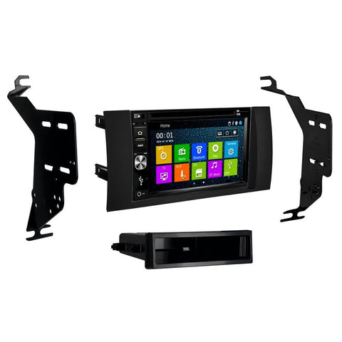 Otto Navi DVD GPS Navigation Multimedia Radio and Dash Kit for Toyota Prius 2004-2009