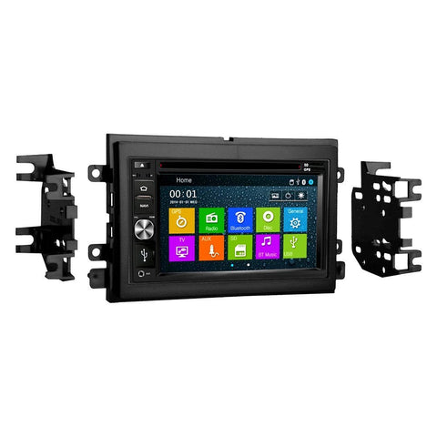 Otto Navi DVD GPS Navigation Multimedia Radio and Kit for Nissan Versa 2014-2016