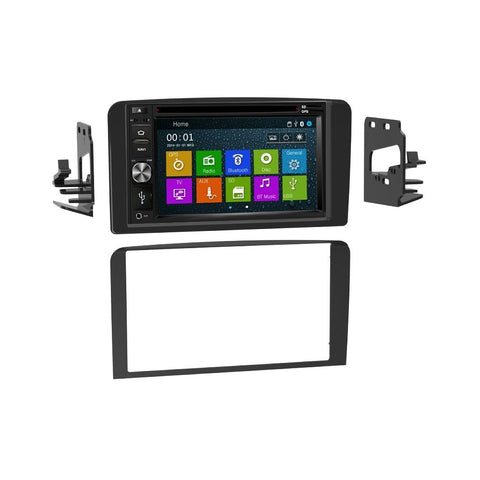 Otto Navi DVD GPS Navigation Multimedia Radio and Dash Kit for Cadillac Escalade 2002