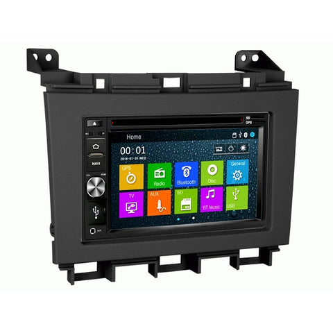 Otto Navi DVD GPS Navigation Multimedia Radio and Kit for Nissan Maxima 2009-2014