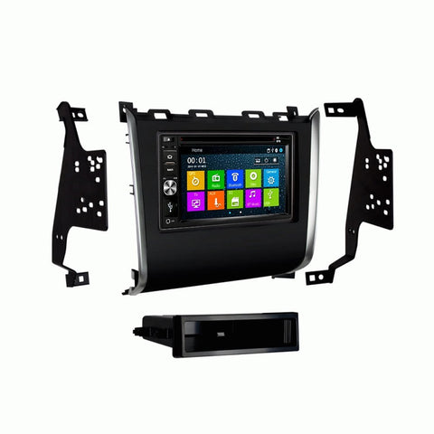 GPS Navigation Multimedia Radio and Kit for Nissan Pathfinder 2013-2016
