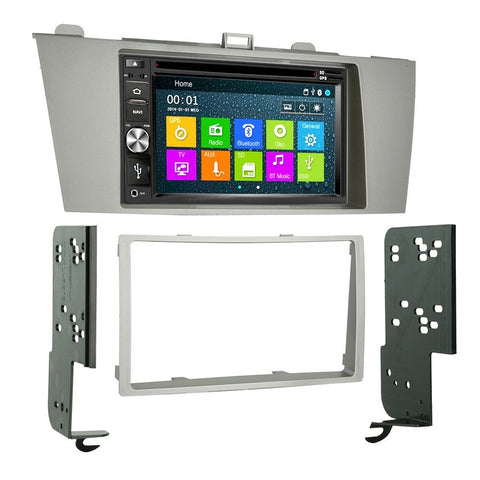 Otto Navi DVD GPS Navigation Multimedia Radio and Dash Kit for Toyota Solara 2004-2008