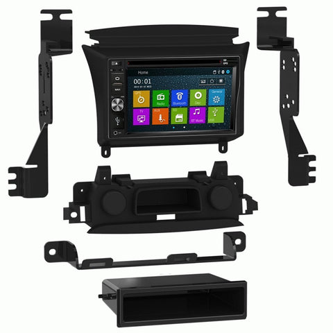 GPS Navigation Multimedia Radio and Dash Kit for Chevrolet Impala 2014 and up