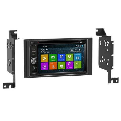 Otto Navi DVD GPS Navigation Multimedia Radio and Dash Kit for Hyundai Santa Fe 2008-2009