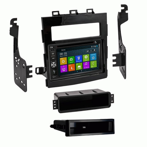 Otto Navi DVD GPS Navigation Multimedia Radio and Dash Kit for Subaru Impreza 2017 and up