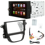 Otto Navi S-Series DVD GPS Navigation Multimedia Radio and Dash Kit for Buick Encore 2013-2016