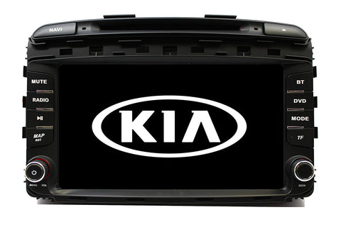 "8"" Navigation Radio for Kia Sorento 2016 - 2018 (for L sub-model only)"