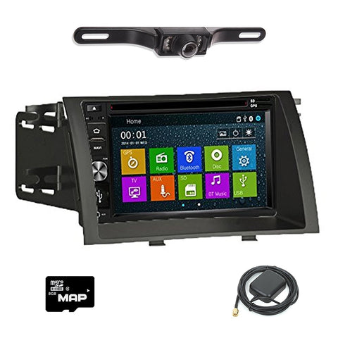 Otto Navi DVD GPS Navigation Multimedia Radio and Dash Kit for Kia Sorento 2011-2013