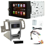 Otto Navi S-Series DVD GPS Navigation Multimedia Radio and Dash Kit for Ford Flex 2008-2012