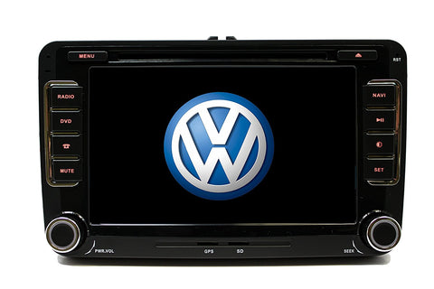 OttoNavi 2003-2012 Volkswagen Golf In-Dash Navigation/Dvd/Bluetooth Stereo, OE Fitment
