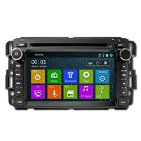 Plug and Play GPS Navigation Radio for Chevrolet Suburban 2007-2012