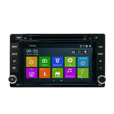 "8"" GPS Multimedia Navigation Radio for Toyota Sienna 2015 - 2018"