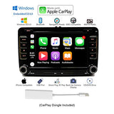 OttoNavi 2007-2009 Volkswagen Passat In-Dash Gps/Dvd/Bluetooth OE Fitment Navigation Unit Radio (Now Available W/ CarPlay Dongle)