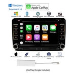 OttoNavi 2003-2012 Volkswagen Golf In-Dash Navigation/Dvd/Bluetooth Stereo, OE Fitment (Now Available W/ CarPlay Dongle)