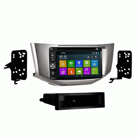 GPS Navigation Radio and Dash Kit for Lexus RX350/400H 2007-2009