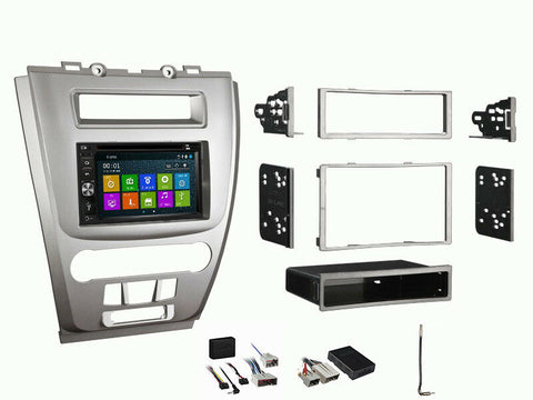 GPS Navigation Multimedia Radio for Ford Fusion 2010-2012 (multiple colors)