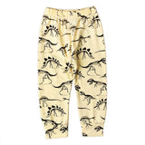 Boys Dinosaurs Printed Elasticity Long Pants - UrBasicneeds