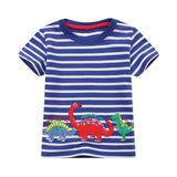Designer Cotton Cartoon Character Printed Tees - UrBasicneeds