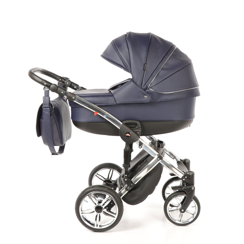 Mega Line Stroller Steel Frame With Wheel 2 in 1