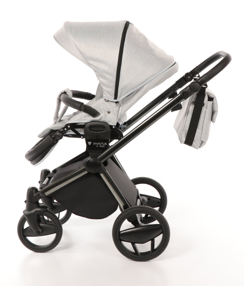 Buy Steel Frame Invictus V-Plus Multifunctional Stroller