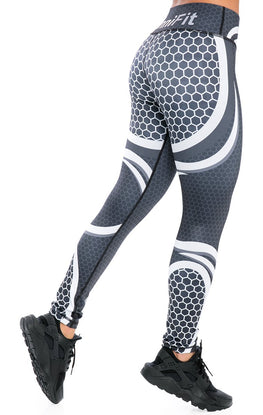 Radiance Black Leggings