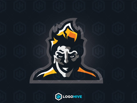 Crazy Doctor Mascot Logo – LogoHive