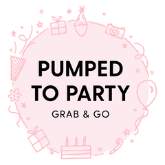 Pumped to Party | Grab and Go | Inflation Service