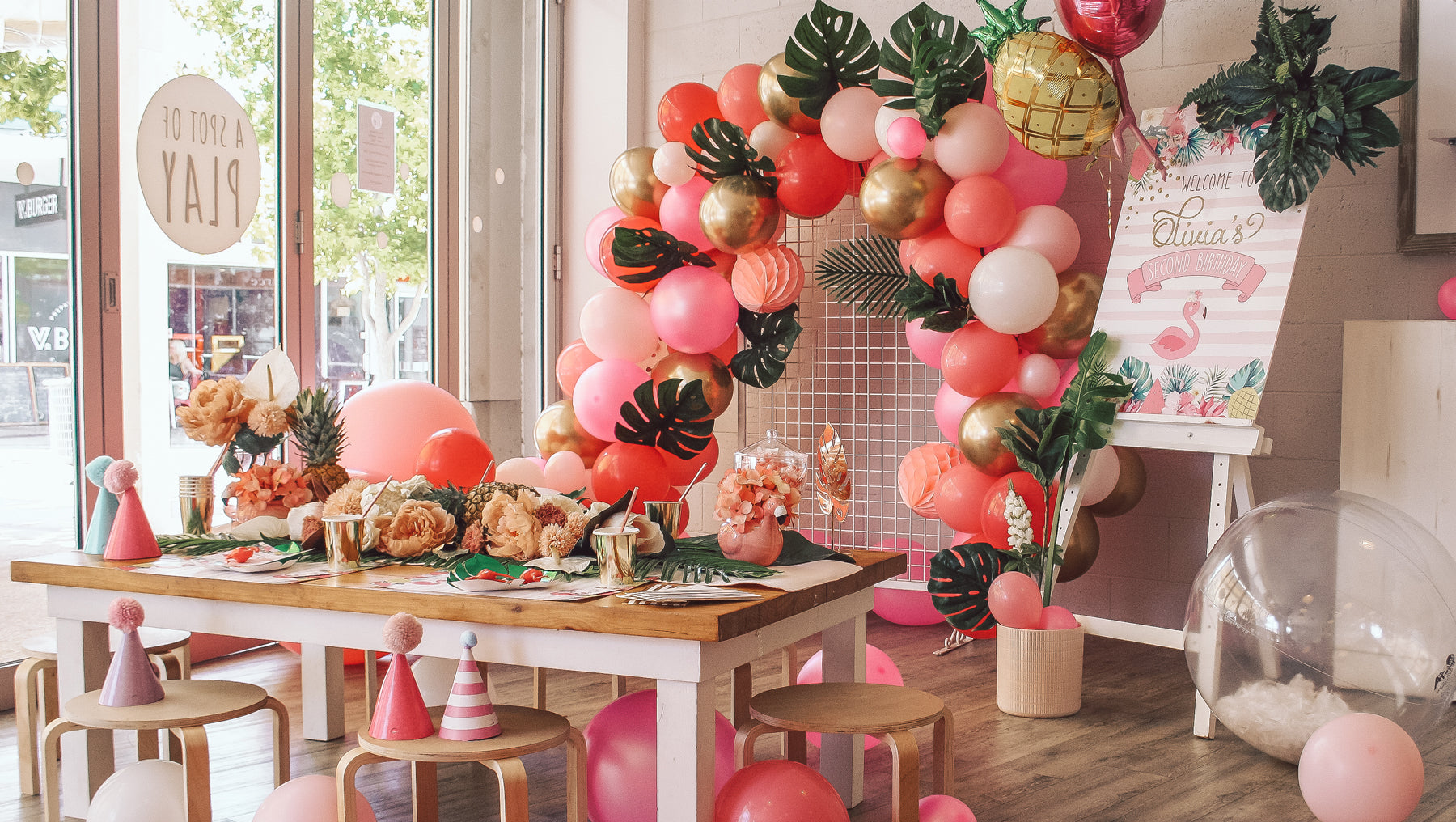 Balloon Garland Kits Boutique Party Supplies The Pop Up Party Co