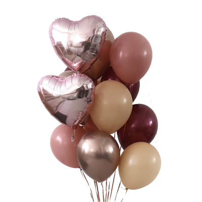 Grande Pop-Up Party Pack - Dusty Rose