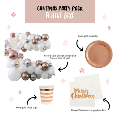 Festive Luxe Party Pack