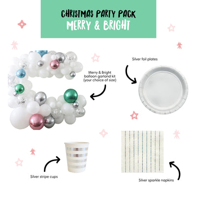 Merry & Bright Party Pack