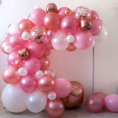 Grande Pop-Up Party Pack - Rosy Pink