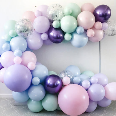 """Sweet Sorbet"" DIY Balloon Garland Kit"
