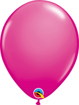 12cm wildberry balloon